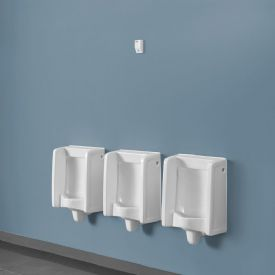 Healey & Lord 3 Station Florida Urinal Kit - Back Inlet with Concealed Cistern